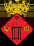 Escut Ajuntament de Sant Llorenç de Morunys.